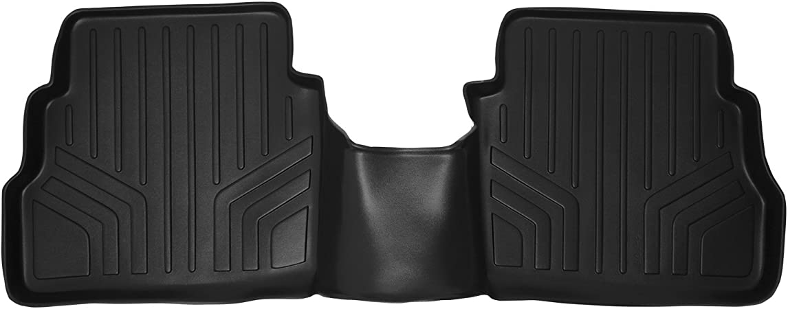 MAXLINER B0145 Floor Mats for Mazda Cx-5 2013-2016 2nd Row Black