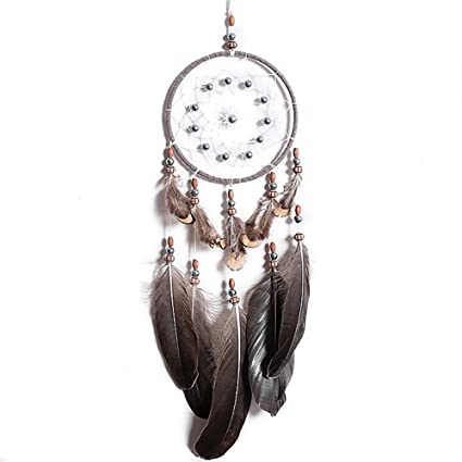 Amazon Com Traditional Dreamcatcher Mobile Handmade Dreamcatchers