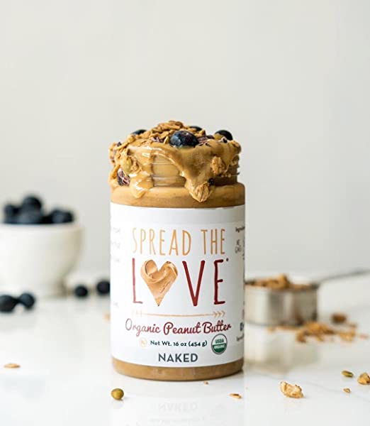 spread the love, spread the love peanut butter