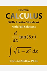 Essential Calculus Skills Practice Workbook with Full Solutions Paperback