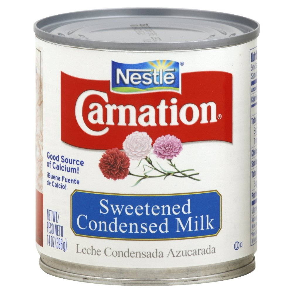 Amazon.com : Nestle Carnation Sweetened Condensed Milk 14 Oz (Pack of 24) : Grocery & Gourmet Food