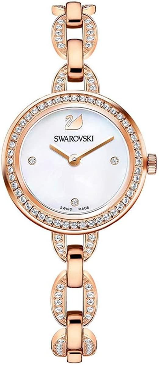Orologi Swarovski Orologio Aila Mini Swarovski Lady Watch 5253329 Amazon It Orologi
