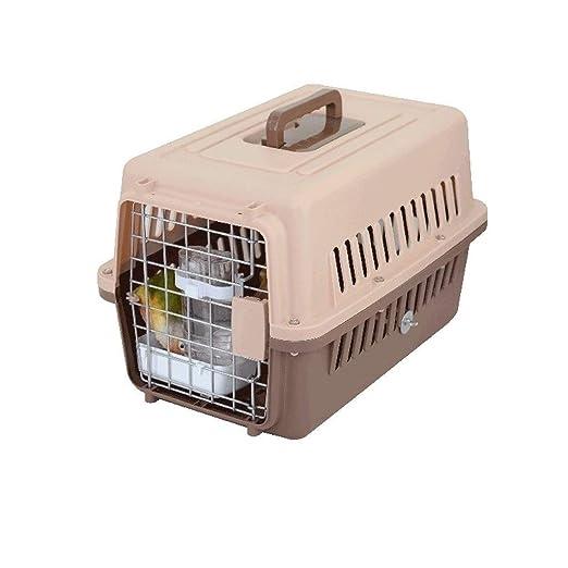 HD-Birds / Birdhouses Jaula Redonda de plástico para pájaros con ...