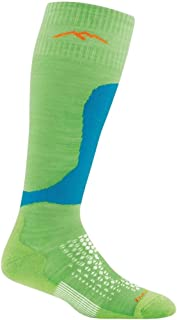 product image for Darn Tough (Style 1892 Kid's Fall Line Jr. Sock - Green, Small