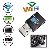 ADAPTADOR 150 MBPS WIRELESS-WI-FI 802.11G USB DONGLE