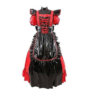 Gocebaby Kleid Pvc Uniform Zwei Sissy Dienstmädchen Möglichkeiten w0k8nPXO