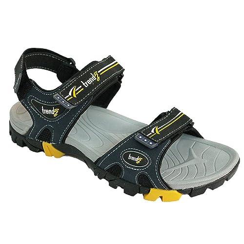 16f2972ecdde Image Unavailable. Image not available for. Colour  VKC Trendz Men s Sandals  ...