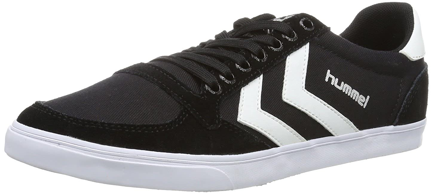 94d52605400 Hummel Slimmer Stadil Canvas, Unisex Adults' Low-Top Sneakers: Amazon.ca:  Shoes & Handbags