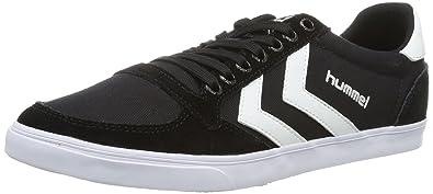 2e90874959816e hummel Unisex Erwachsene Slimmer Stadil Low Sneaker  Hummel  Amazon ...