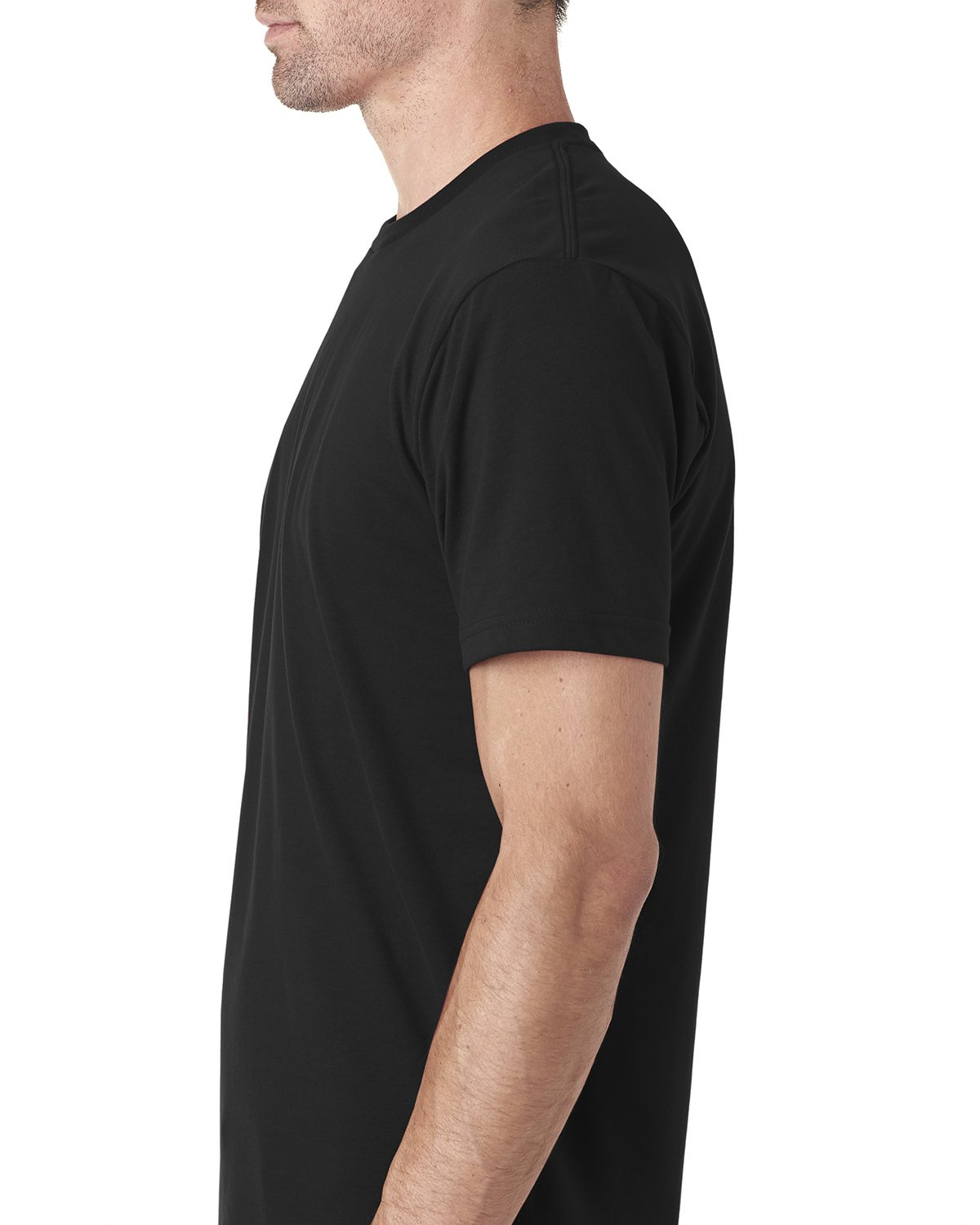 30dcceded Amazon.com: 6410 Next Level Men's Premium Fitted Sueded Crewneck T-Shirt:  Clothing