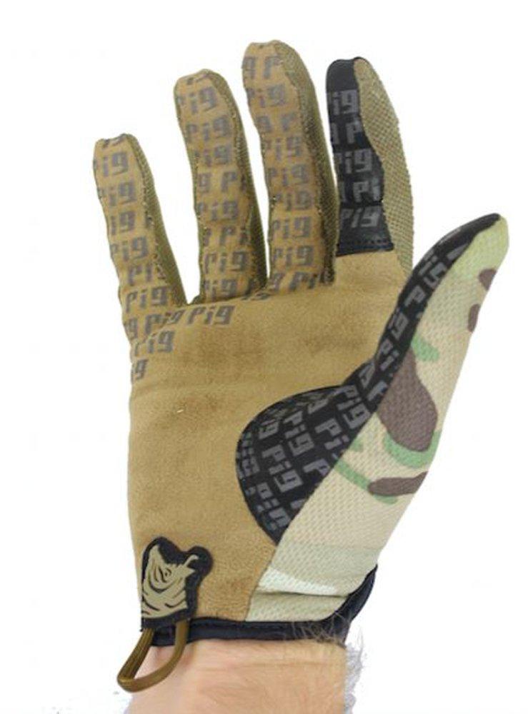 PIG Full Dexterity Tactical (FDT) - Delta Utility Gloves - Multicam (Large)