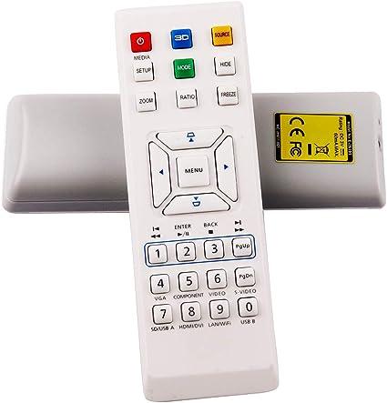 Aimple Mando a Distancia para proyector Acer H5380BD H5382BD ...