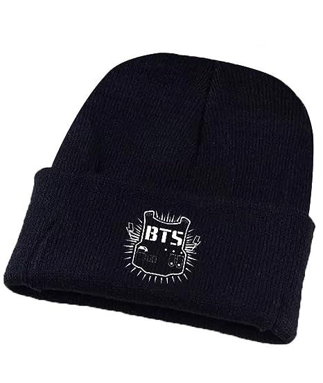 Minetom BTS Unisex Gorra Sombrero BTS Bangtan Boys Gorras de béisbol Young  Forever Ventilador Shop Suga 326370a3962