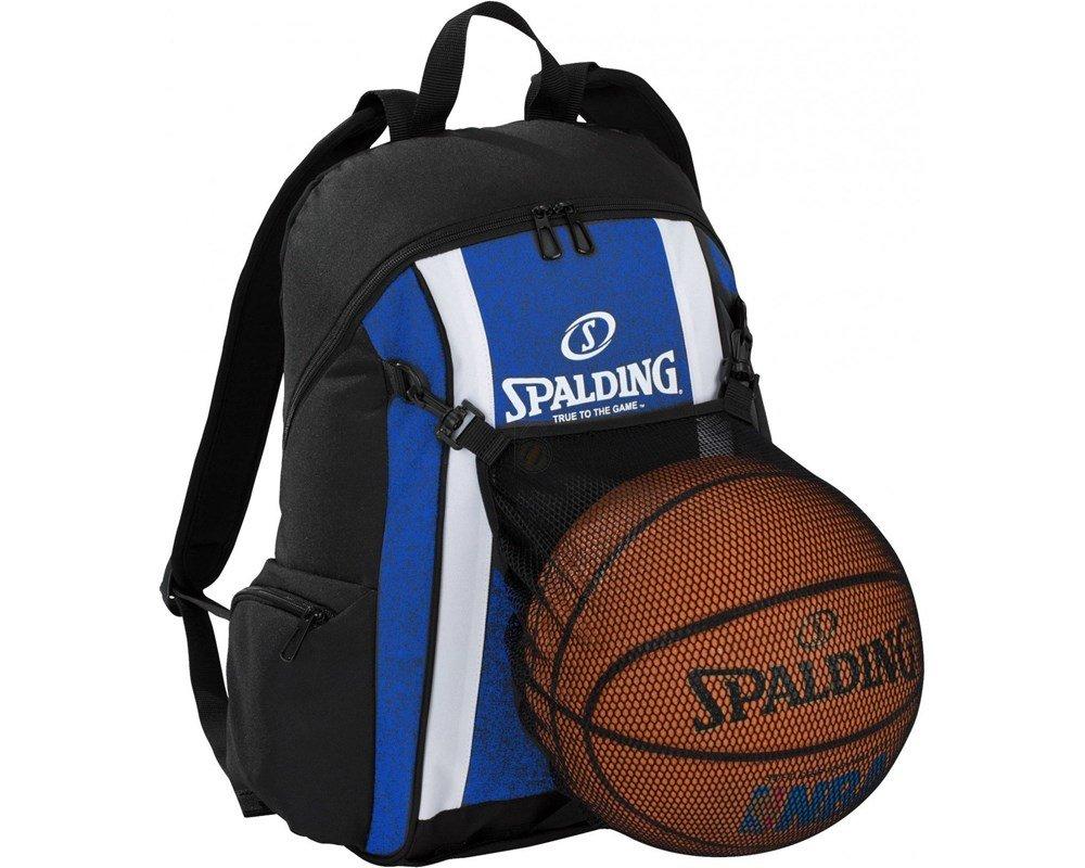 Spalding - Mochila de baloncesto, color azul y negro: Amazon.es ...