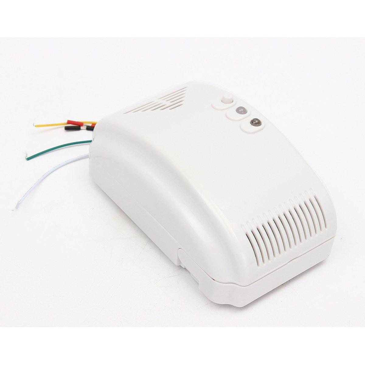 12V Gas Detector Sensor Alarm Propane Butane LPG Natural Motorhome Camper Marine - - Amazon.com