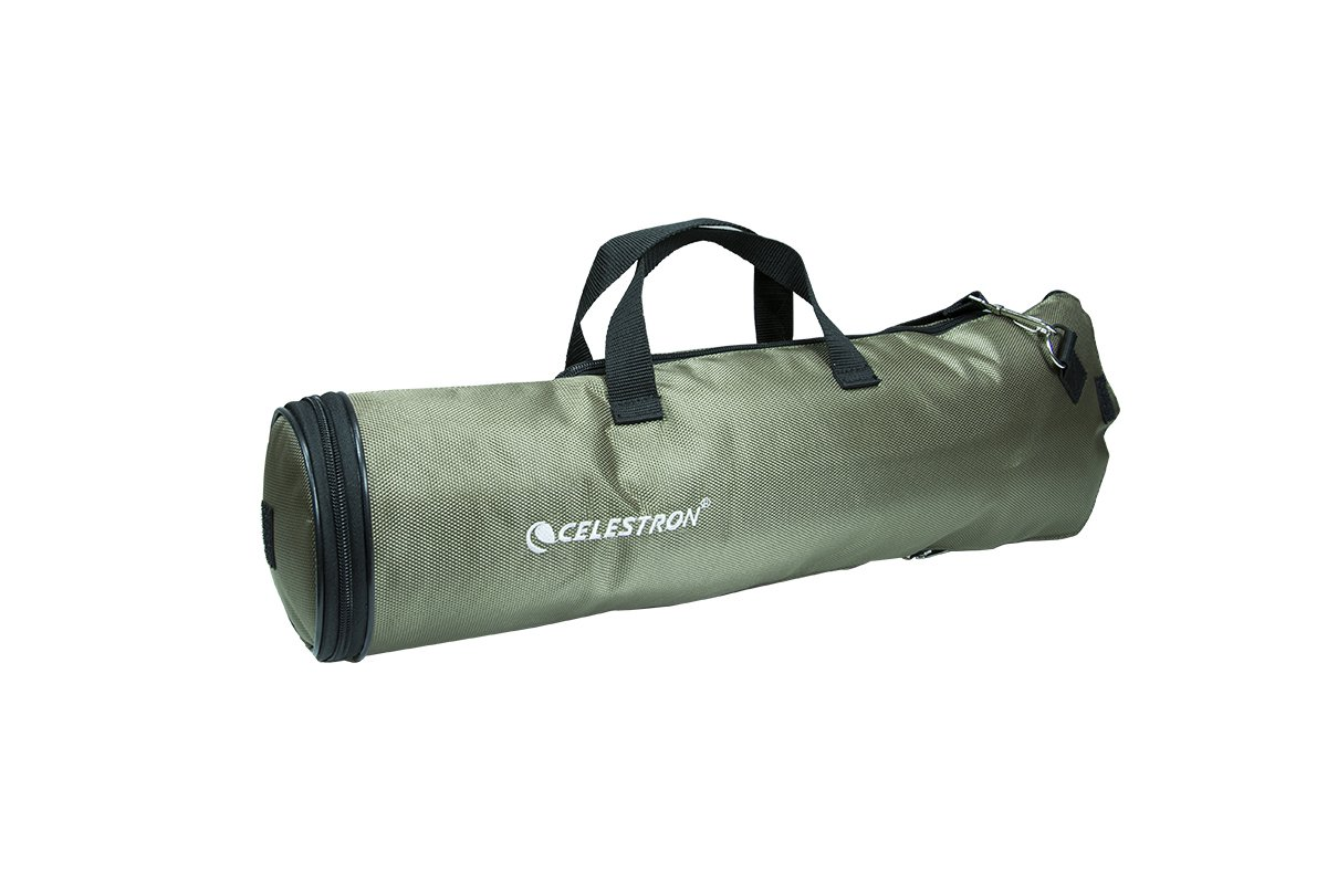 Celestron 82105 100mm Straight Deluxe Spotting Scope Case (Olive Green)