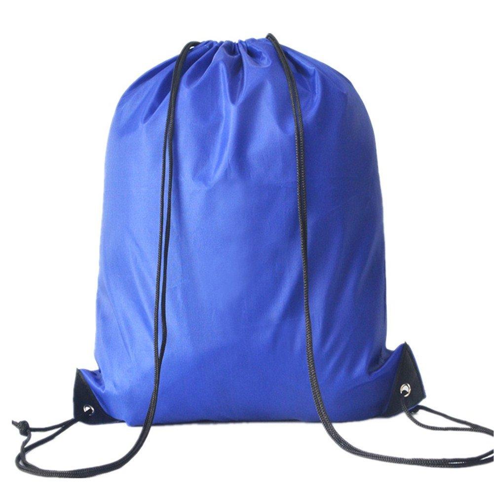 Drawstring Bag Waterproof Swimming Gym Drawstring Backpack Beach Hiking Backpack