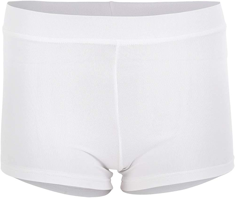 DanceNwear Body Wrappers Big Girls Prowear Boy-Cut Short