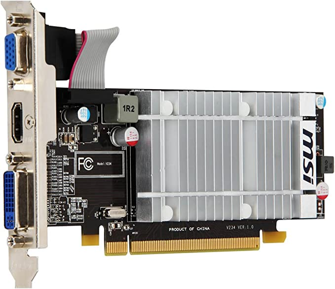 PCI Express 2.0 x16 Visiontek Radeon HD 6350 Graphic Card 900479 1 GB DDR3 SDRAM