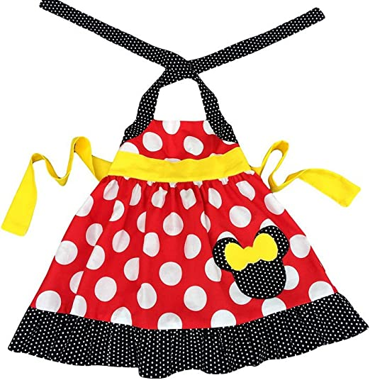 Minnie Mouse Girl Clothes Minnie Mouse Girl Outfit Minnie Yellow Black Red