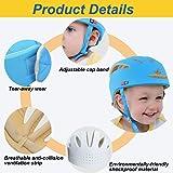 ESUPPORT Baby Adjustable Safety Helmet Headguard