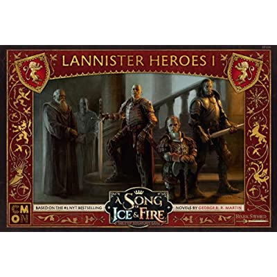 A Song of Ice & Fire: Lannister Heroes #1: Toys & Games