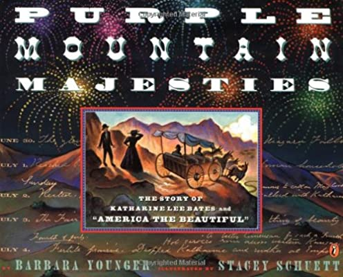 Image result for purple mountain majesties book