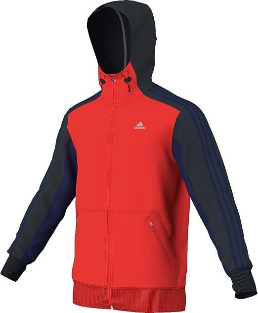 adidas Performance Herren Trainingsjacke rot XL: