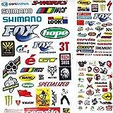 Global tesco Bike Bicycle Motorcycle Sticker