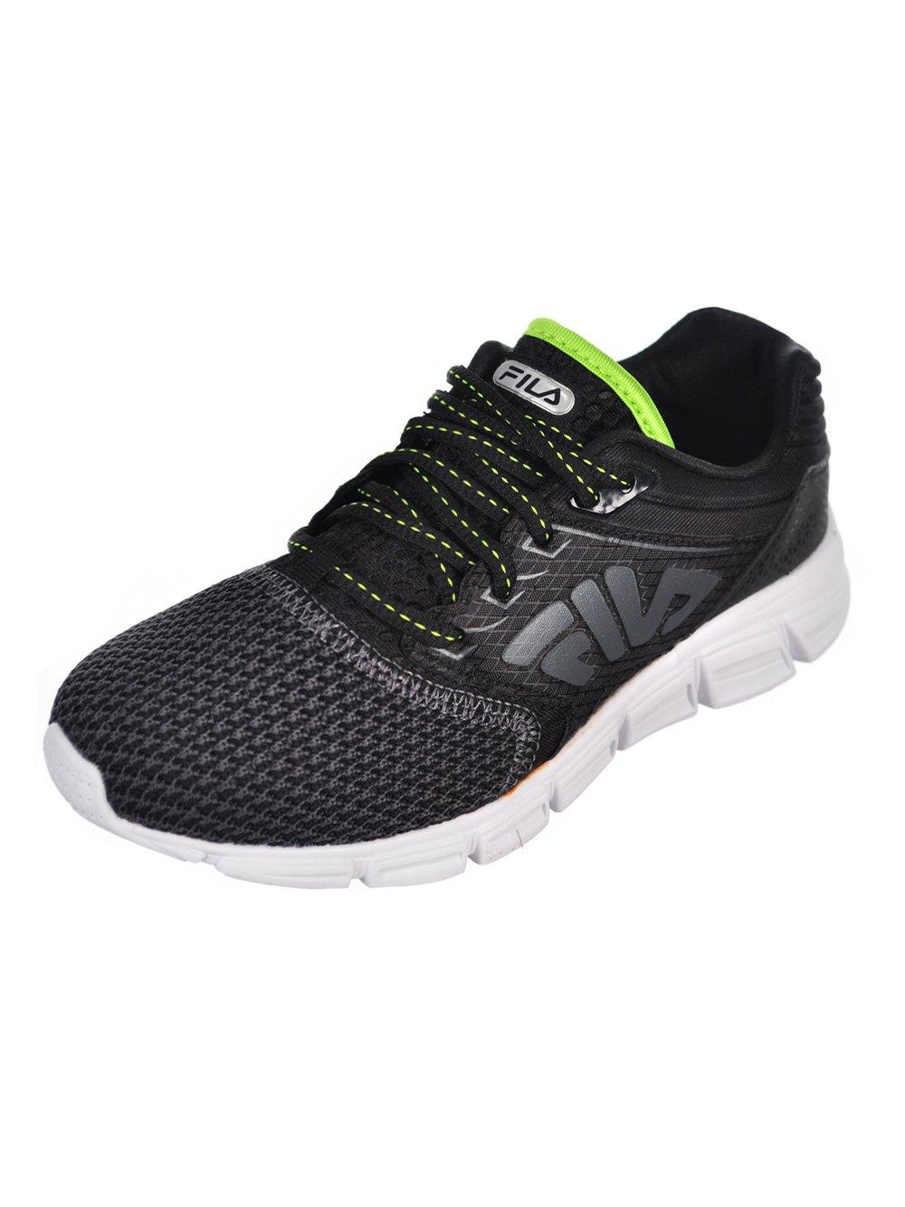 eeef4f865aca Fila Boys  Multiswift Sneakers - Black Gray
