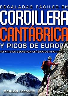 ESCALADA DEPORTIVA EN LA CORDILLERA CANTÁBRICA. 4000 VÍAS.: +4000 VÍAS +280 SECTORES: Amazon.es: CASTAÑO BOZA, JOSÉ ALBERTO: Libros