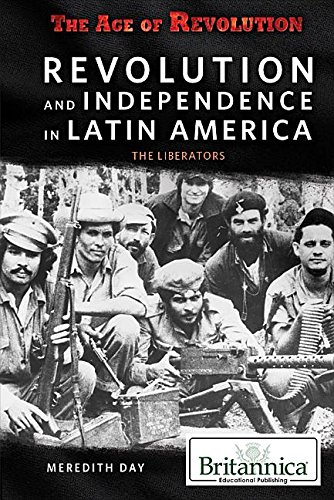 Read Online Revolution and Independence in Latin America (Age of Revolution) pdf