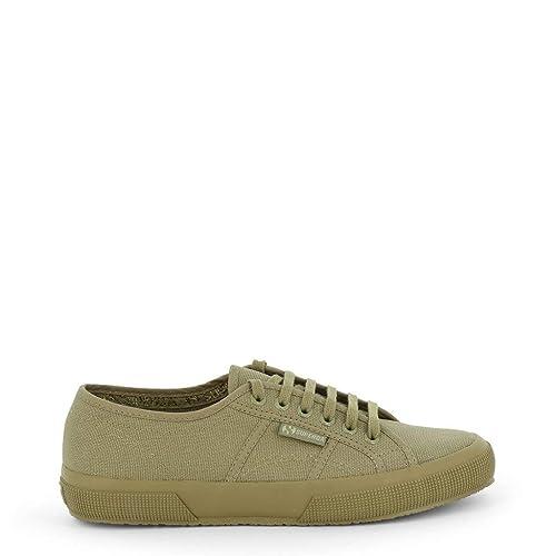 522164517fe9f2 Scarpe basse Sneakers Unisex Verde (2750-COTU-CLASSIC) - Superga