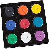 Jack Richeson Mini Tempera 9 Color Set in Tray