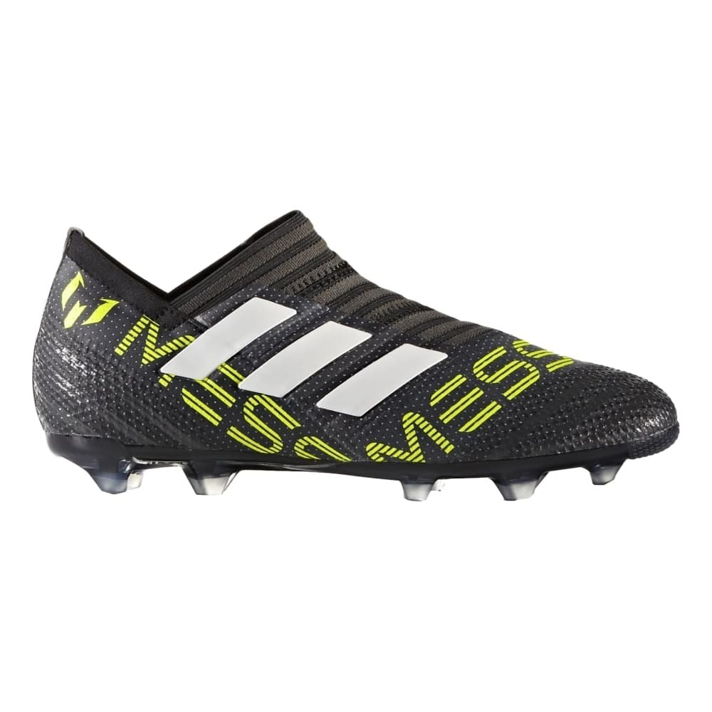 adidas Nemeziz Messi 17+ 360AGILITY Firm Ground Cleats [Cblack] (4)