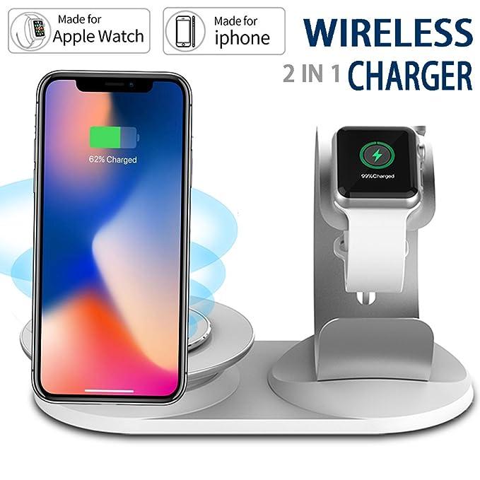Sincetop - Soporte de Carga para Apple Watch y iPhone ...