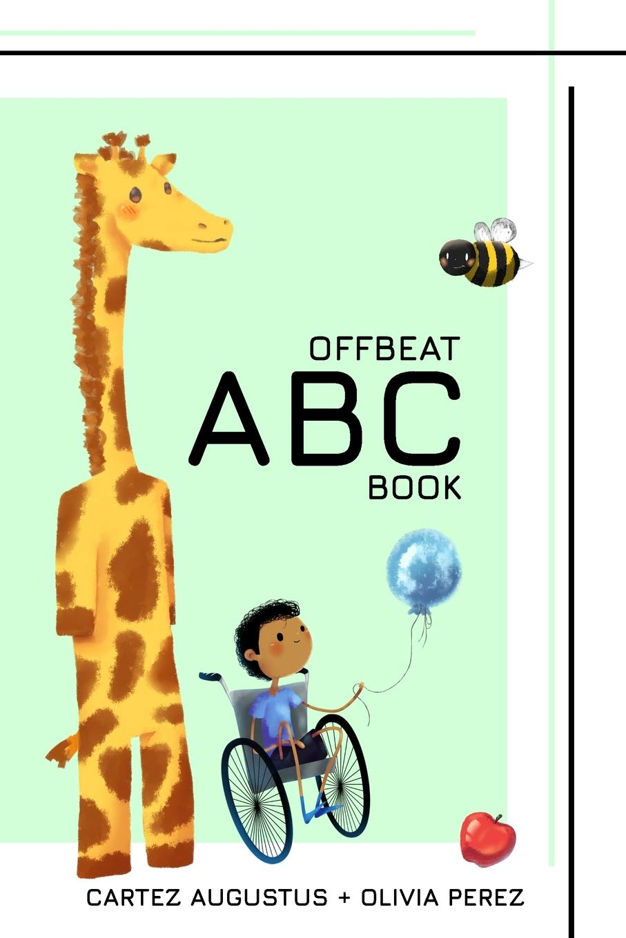Offbeat ABC Book A Diverse Alphabet Book for Toddlers & Preschool ...