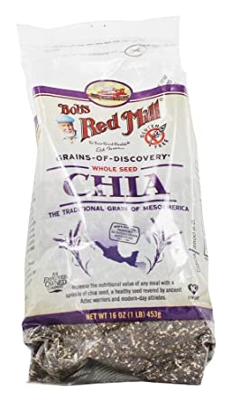 Bulk salvar la red Mill de Bob Chia semillas 4 A 16 PACKS ...