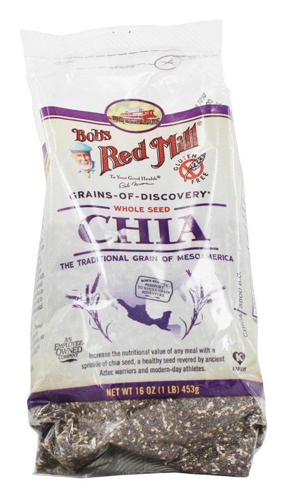 Bob's Red Mill Chia Seeds, 16 oz