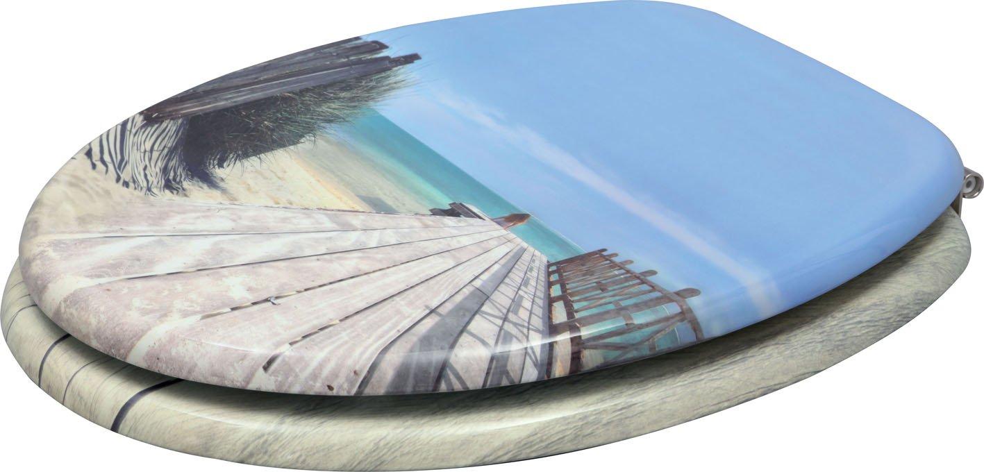 dise/ño de playa Wirquin 20719122 Trendy Line Tapa para WC