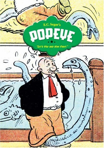 Popeye, Vol. 3: Let's You and Him Fight! ebook