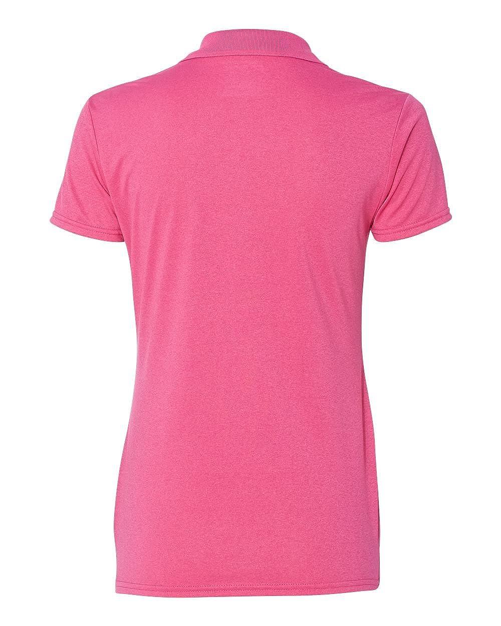 Gildan G448L Performance Ladies Polo Shirt: Amazon.es: Ropa y ...