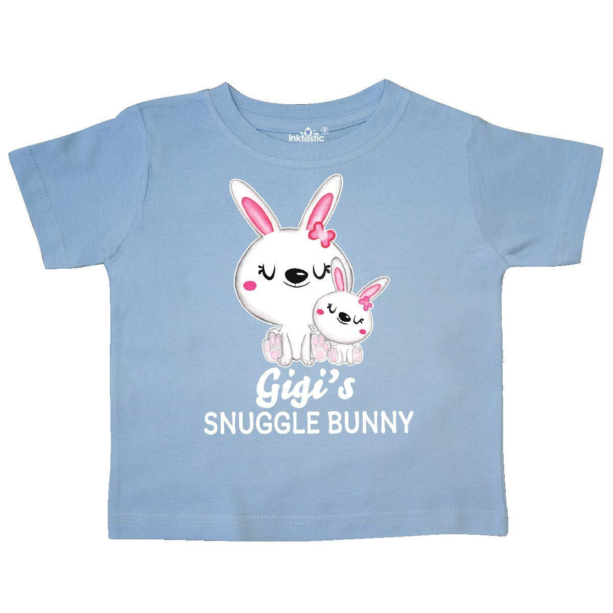 inktastic Gigis Snuggle Bunny Easter Toddler T-Shirt