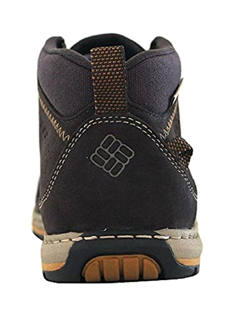 Amazon.com | Columbia Mens Three Passes Chukka Leather Low Boot Shoes | Boots