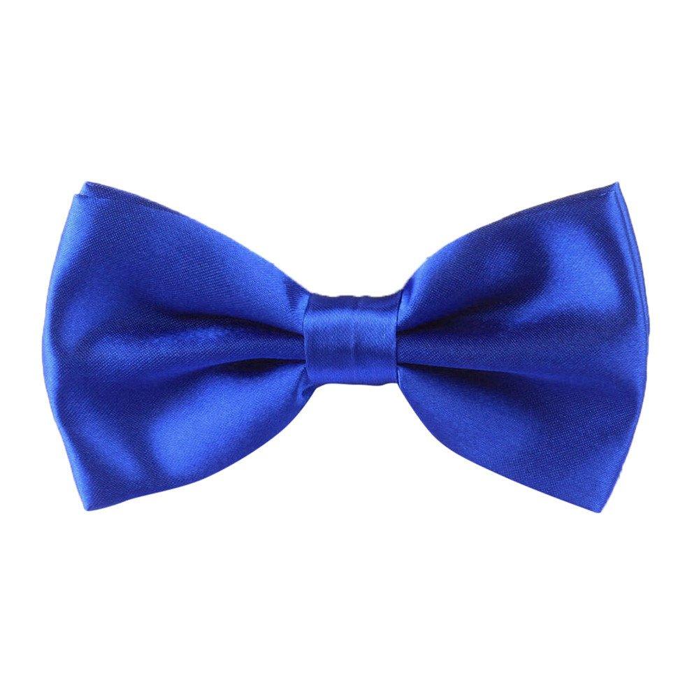 ties for Men Wedding Bowtie Adjustable Fashion Novelty Tuxedo Necktie (K)