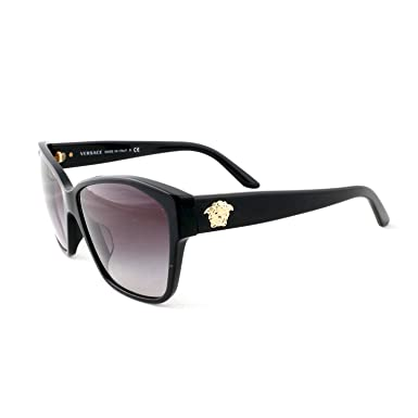 938347a20fd Amazon.com  Versace VE4277A GB1 8G 60mm Butterfly Sunglasses  Clothing