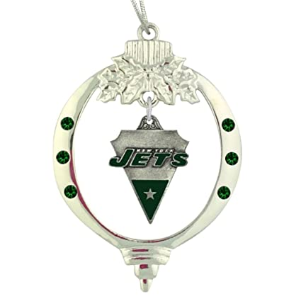 final touch gifts new york jets christmas ornament