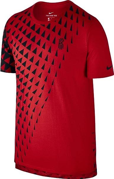 Nike Ki M Nk Dry tee DF Art 1 Camiseta de Manga Corta Línea Kyrie ...