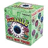 One Blind Box: Mad Balls Vinyl Mini Figure Series By Kidrobot