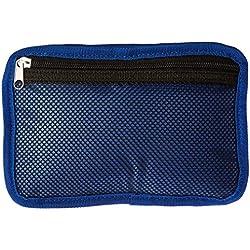 Chill Pack (New)Diabetic/Medication Cooler Travel Case- for Insulin Pen, Syringes, 8 oz. Ice Pack, Blue